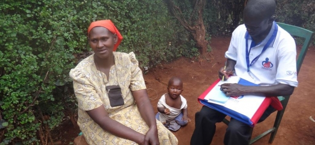Community Health Worker's Role in Bridging the Gap to Universal Healthcare in Rural Kenya